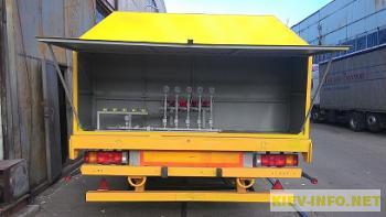 Емкости или баллоны объемом свыше 50л., газовозы